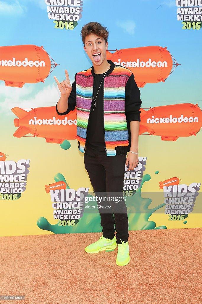Kid's Choice Awards Mexico 2016 - Orange Carpet