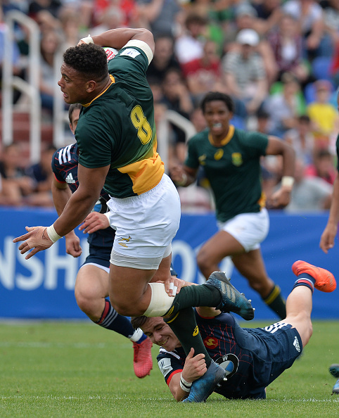 World Rugby U20 Championship: France v South Africa - 3rd Place Playoff : News Photo