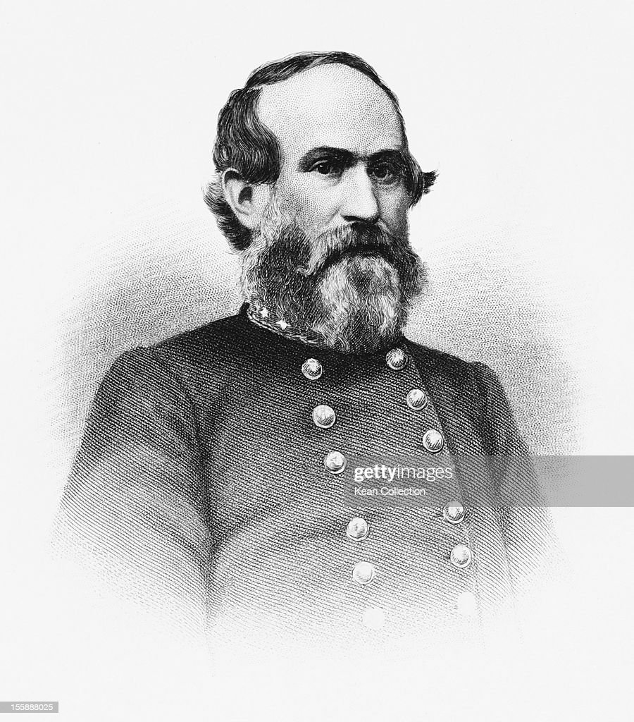 Jubal Anderson Early A Confederate general during the American Civil War circa 1862 Engraving by H B Hall's Sons New York