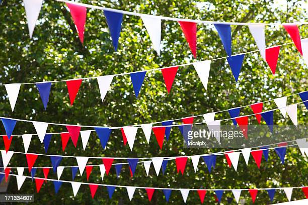 Jubilee Bunting Flags