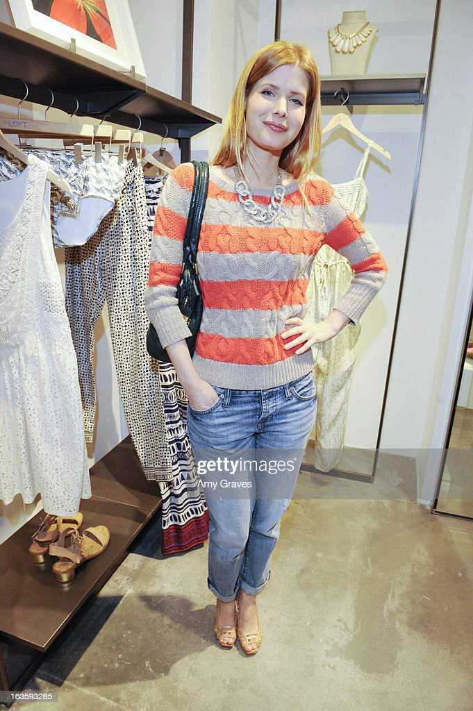 Jud Tylor attends the LOFT Pop-Up On Robertson event on March 12, 2013 in Los Angeles, California.