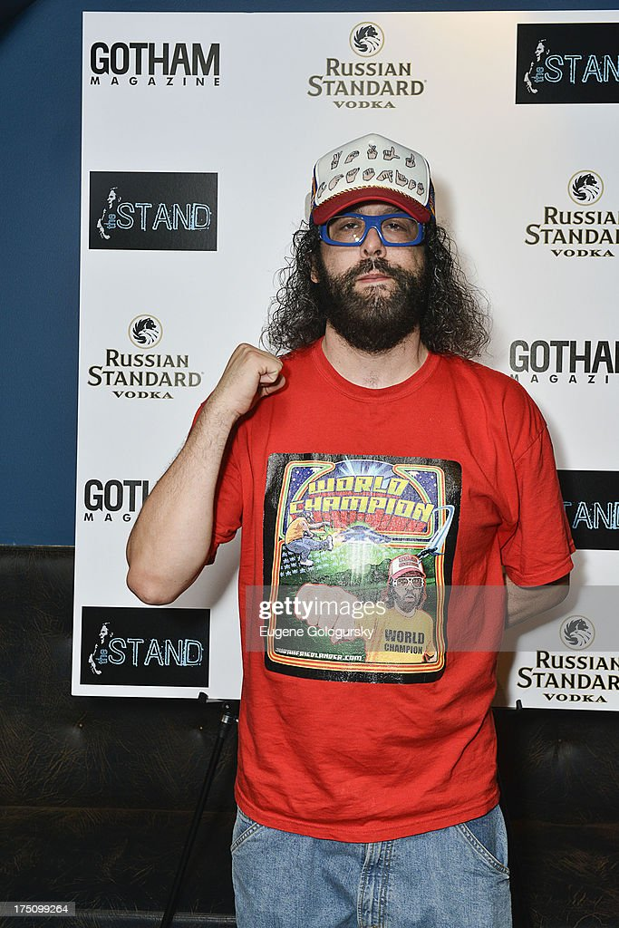 Judah Friedlander attends the Gotham Magazine Celebrates An Evening Of Incredible Pursuits With Russian Standard Vodka Along With Unchartered Play...