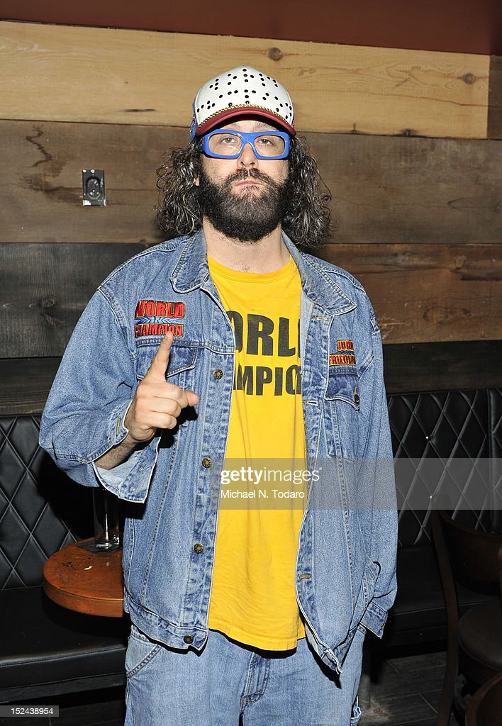 Judah Friedlander attends the grand opening of The Stand on September 20 2012 in New York City