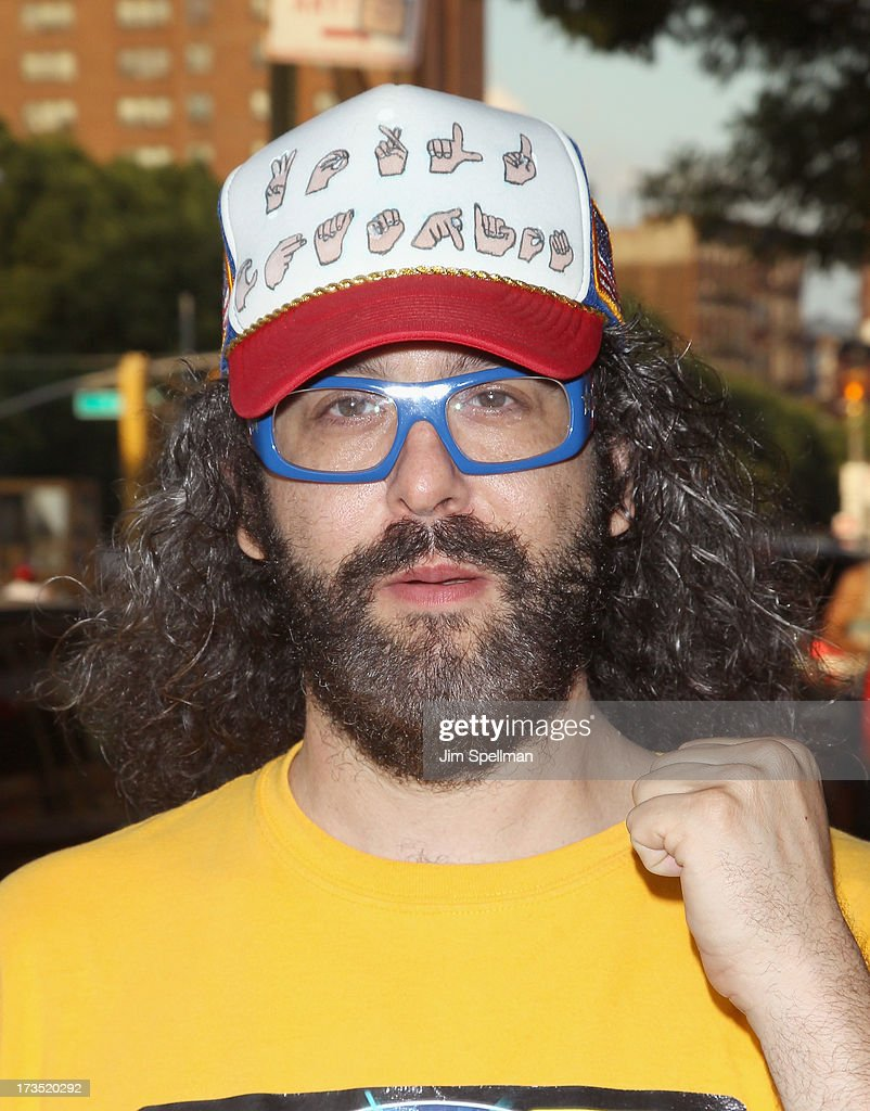 <a gi-track='captionPersonalityLinkClicked' href=/galleries/search?phrase=Judah+Friedlander&family=editorial&specificpeople=666026 ng-click='$event.stopPropagation()'>Judah Friedlander</a> attends the Lionsgate And Roadside Attractions With The Cinema Society Screening Of 'Girl Most Likely' at Landmark's Sunshine Cinema on July 15, 2013 in New York City.