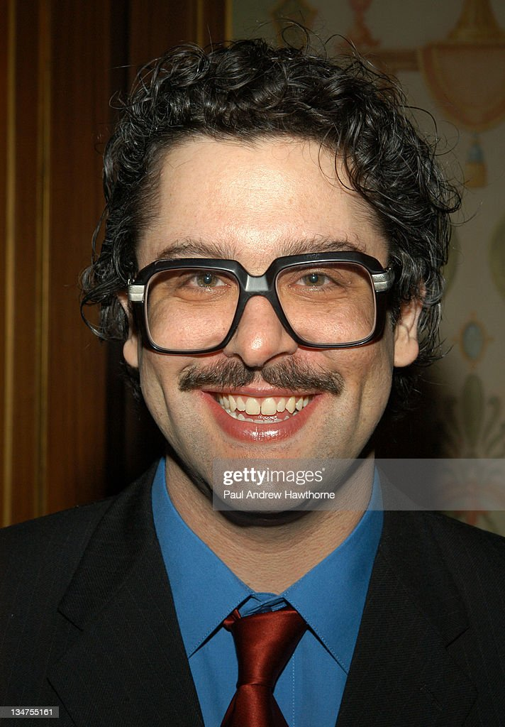 Judah Friedlander during 2004 Writers Guild of America East Awards Arrivals at Pierre Hotel in New York City New York United States