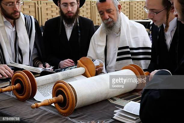 Judaism. Western wall