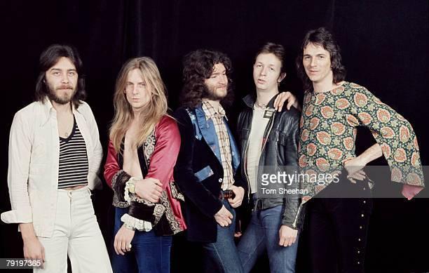 Judas Priest At Rehearsal Studios London