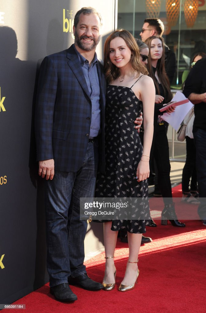 Judd Apatow arrives at the premiere of Amazon Studios And Lionsgate's 'The Big Sick' at ArcLight Hollywood on June 12, 2017 in Hollywood, California.