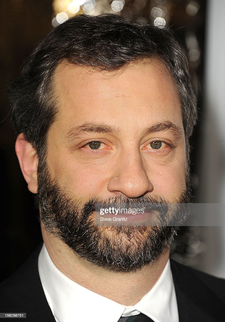 Judd Apatow arrives at the 'This Is 40' - Los Angeles Premiere at Grauman's Chinese Theatre on December 12, 2012 in Hollywood, California.