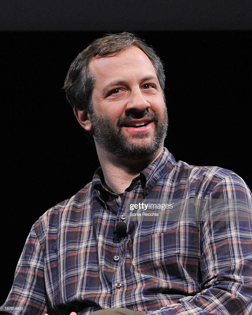 Judd Apatow attends CFC Presents An Evening With Leslie Mann And Judd Apatow at TIFF Bell Lightbox on November 26, 2012 in Toronto, Canada.