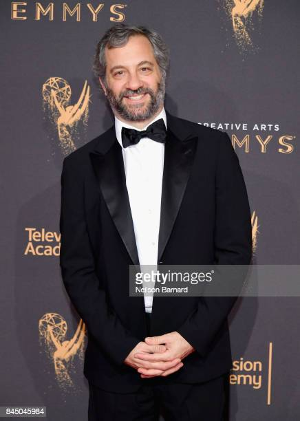 Judd Apatow attends day 1 of the 2017 Creative Arts Emmy Awards at Microsoft Theater on September 9 2017 in Los Angeles California