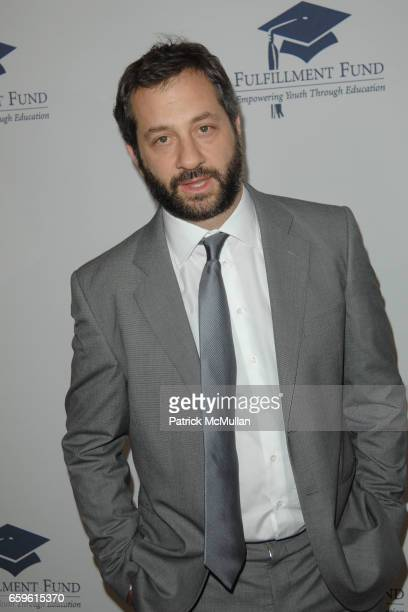 Judd Apatow attends FULFILLMENT FUND HONORS JUDD APATOW AND LESLIE MANN AT 2009 BENEFIT GALA at Bevelry Hills Hotel on October 26 2009 in Beverly...