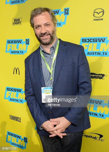 Judd Apatow attends Netflix presents the world premiere of 'Peewee's Big Holiday' at SXSW March 17 2016 in Austin Texas