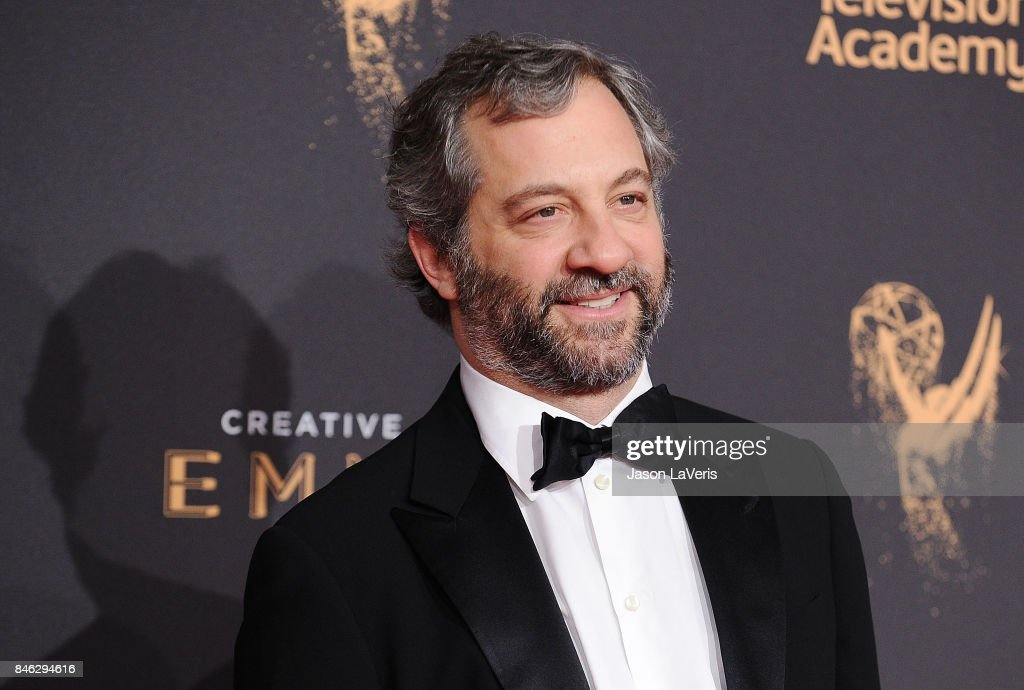 Judd Apatow attends the 2017 Creative Arts Emmy Awards at Microsoft Theater on September 9, 2017 in Los Angeles, California.