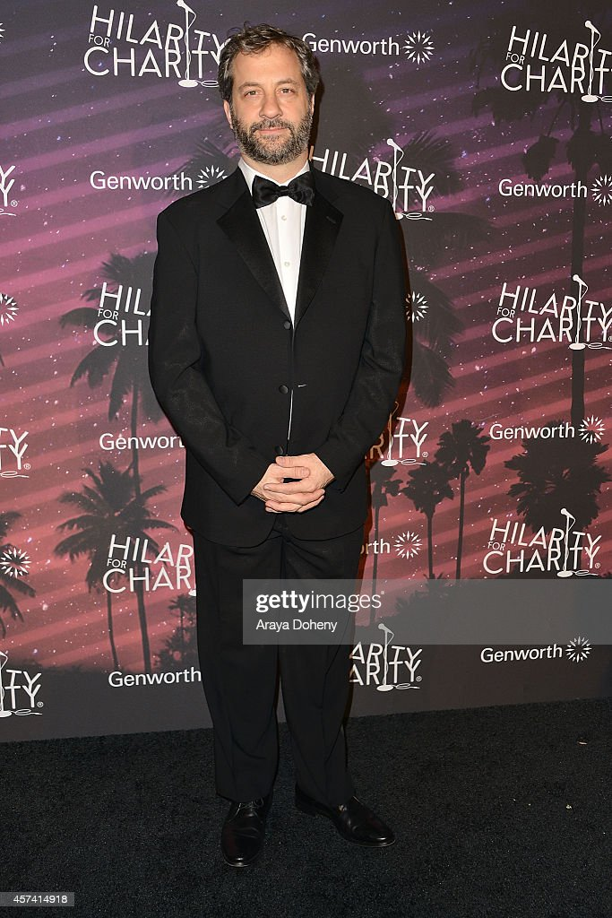 Judd Apatow attends the 3rd Annual Hilarity for Charity Variety Show to benefit the Alzheimer's Association presented by Genworth at Hollywood...