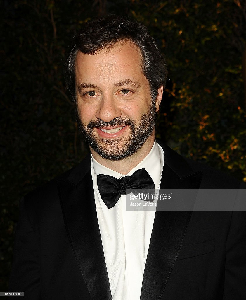 Judd Apatow attends the Academy of Motion Pictures Arts and Sciences' 4th annual Governors Awards at The Ray Dolby Ballroom at Hollywood & Highland Center on December 1, 2012 in Hollywood, California.