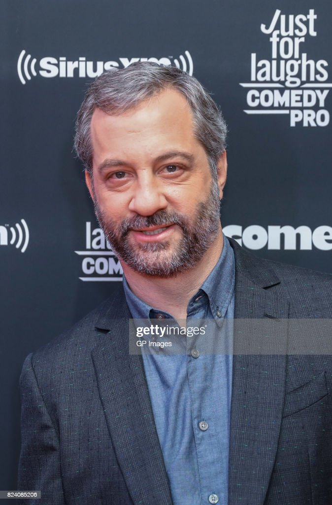 Judd Apatow attends the Just For Laughs Comedy Festival 2017 held at the Hyatt Regency on July 28, 2017 in Montreal, Canada.