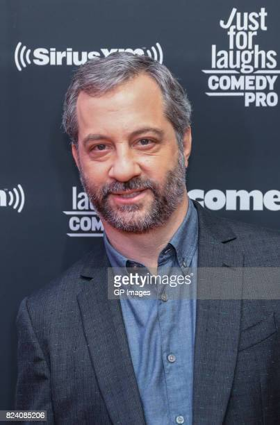 Judd Apatow attends the Just For Laughs Comedy Festival 2017 held at the Hyatt Regency on July 28 2017 in Montreal Canada