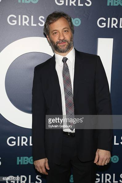 Judd Apatow attends The New York Premiere of the Sixth Final Season of 'Girls' at Alice Tully Hall on February 2 2017 in New York City
