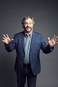 Judd Apatow poses for a portrait at the 2016 People's Choice Awards at the Microsoft Theater on January 6 2016 in Los Angeles California