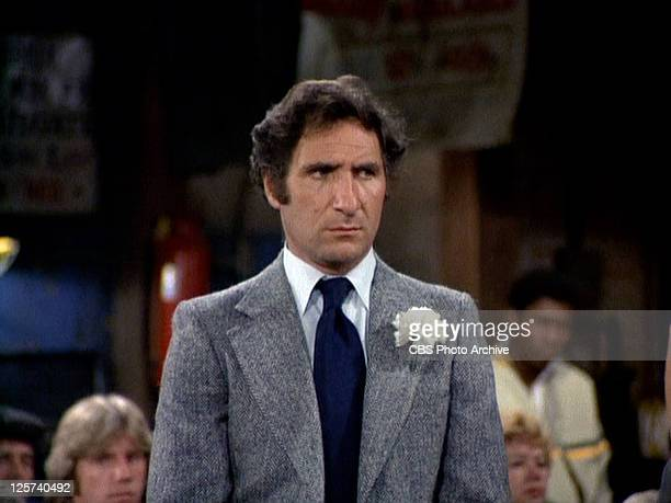 Judd Hirsch as Alex Reiger in the TAXI episode 'Paper Marriage' Original airdate October 31 1978 Image is a frame grab
