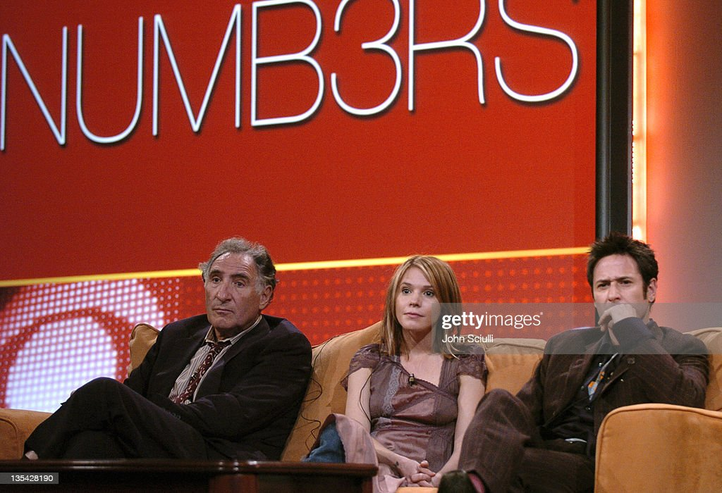 Judd Hirsch Sabrina Lloyd and Rob Morrow during CBS Presentation at 2005 TCA Winter Press Tour at Sheraton Universal in Universal City California...