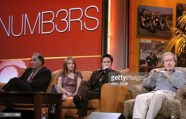 Judd Hirsch Sabrina Lloyd Rob Morrow and Ridley Scott