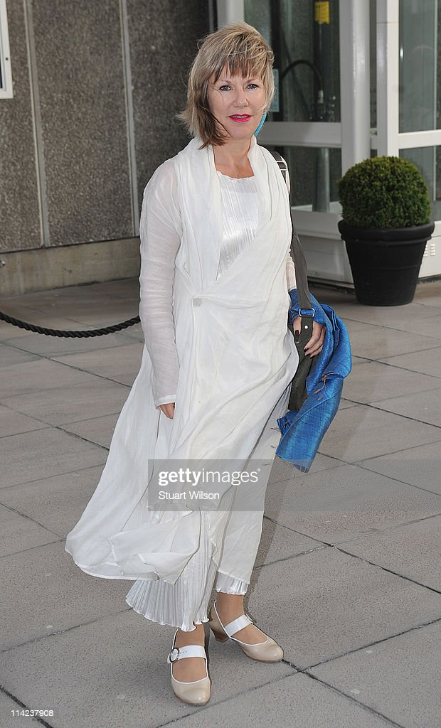 Jude Kelly attends the 'Tracey Emin: Love Is What You Want' Press View at The at The Hayward Gallery on May 16, 2011 in London, England.