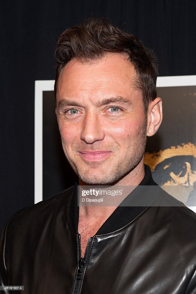 <a gi-track='captionPersonalityLinkClicked' href=/galleries/search?phrase=Jude+Law&family=editorial&specificpeople=156401 ng-click='$event.stopPropagation()'>Jude Law</a> attends the 'Black Sea' New York Screening at Landmark Sunshine Cinema on January 21, 2015 in New York City.