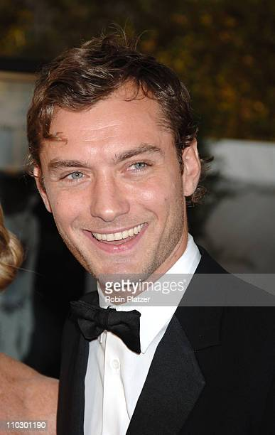 Jude Law during 'Madama Butterfly' Opening Night Starting the Lincoln Center Metropolitan Opera 20062007 Season at Lincoln Center in New York New...