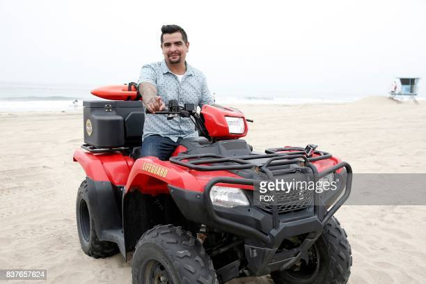 Judge Aaron Sanchez in the allnew Feeding The Lifeguards episode of MASTERCHEF airing Wednesday June 21 on FOX
