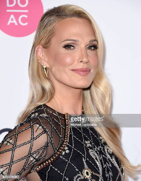 Judge Actress and Model Molly Sims attends the 2018 Miss America Competition Red Carpet at Boardwalk Hall Arena on September 10 2017 in Atlantic City...