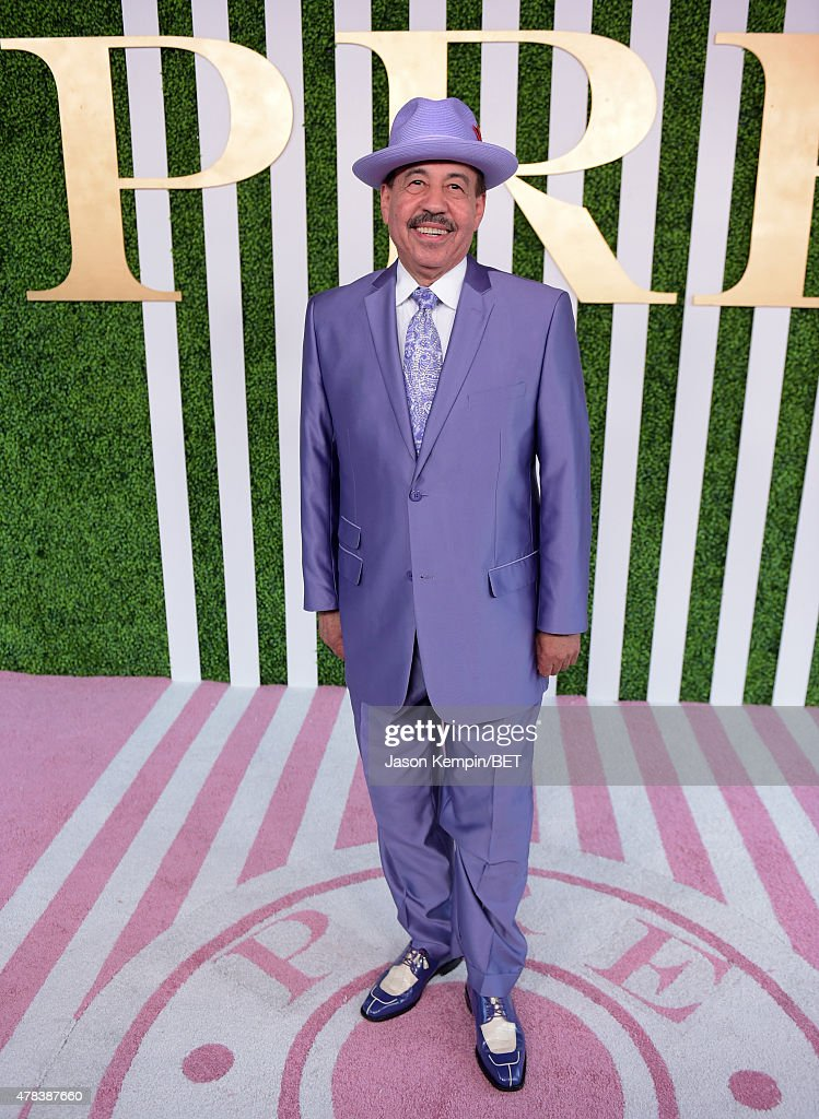 Judge Craig Strong attends the 2015 BET Awards Debra Lee Pre-Dinner at Sunset Tower Hotel on June 24, 2015 in Los Angeles, California.