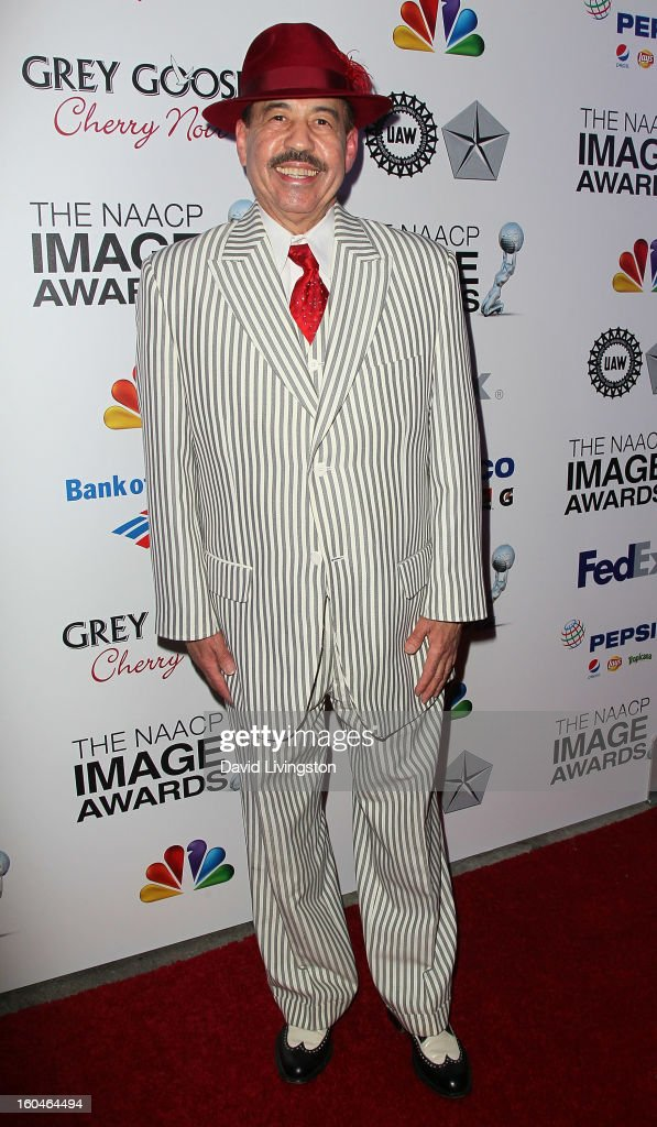 Judge Craig Strong attends the NAACP Image Awards Pre-Gala at Vibiana on January 31, 2013 in Los Angeles, California.