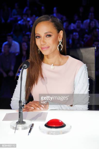 S GOT TALENT 'Judge Cuts' Episode 1211 Pictured Mel B