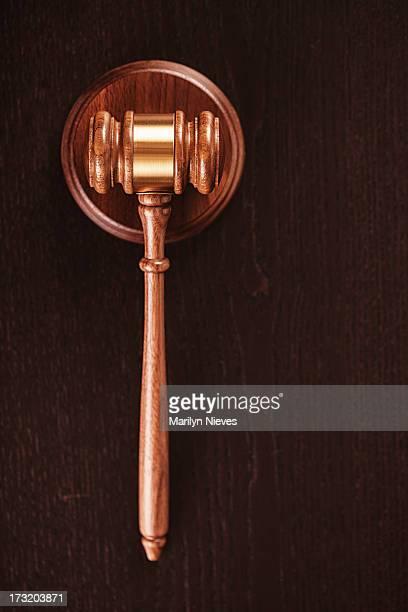 Juge Marteau de juge