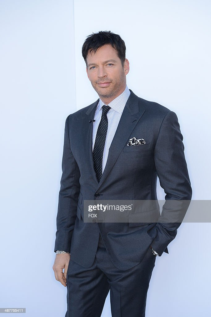 Judge Harry Connick, Jr. backstage at FOX's 'American Idol XIII' Top 5 to 4 Live Elimination Show on May 1, 2014 in Hollywood, California.