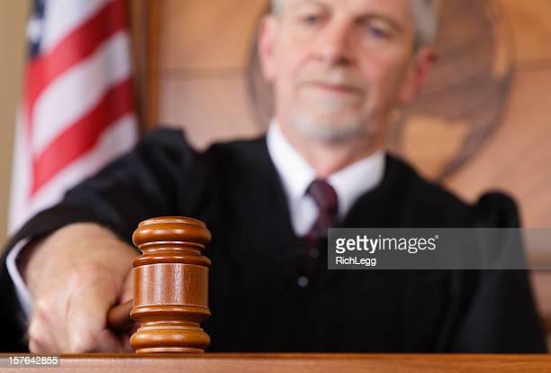 裁判官の法廷