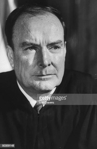 Judge J Skelly Wright who upheld integration of New Orleans Schools and failed attempts of segregationalist school board to block it