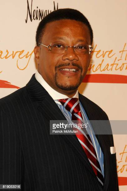 Judge Mathis attends The 1st Annual STEVE HARVEY FOUNDATION Gala at Cipriani Wall Street on May 3 2010 in New York City