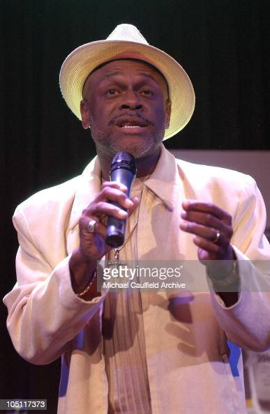 Judge Michael Colyar during 2003 Essence Awards 'Keeping it Clean' Open Mic Comedy Competition Presented by Essence Communications Partners and...