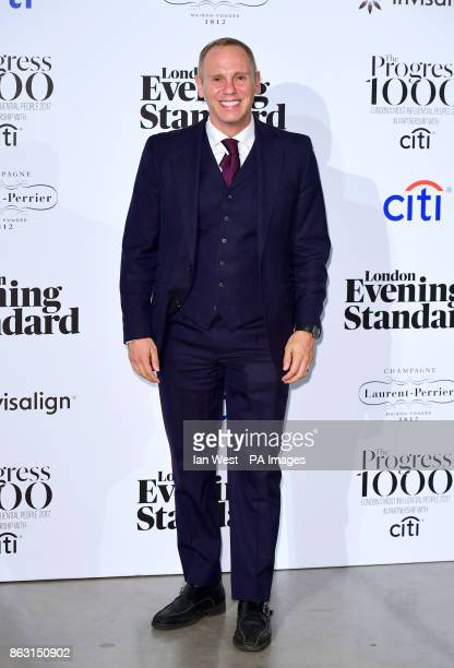 Judge Rinder at the London Evening Standard's annual Progress 1000 in partnership with Citi and sponsored by Invisalign UK held in London
