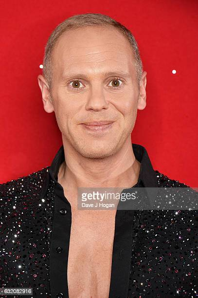 Judge Rinder attends the photocall for the 'Strictly Come Dancing' live tour at the Barclaycard Arena on January 19 2017 in Birmingham England