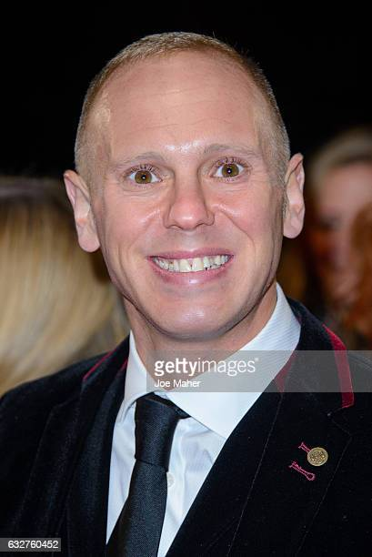 Judge Robert Rinder attends the National Television Awards on January 25 2017 in London United Kingdom