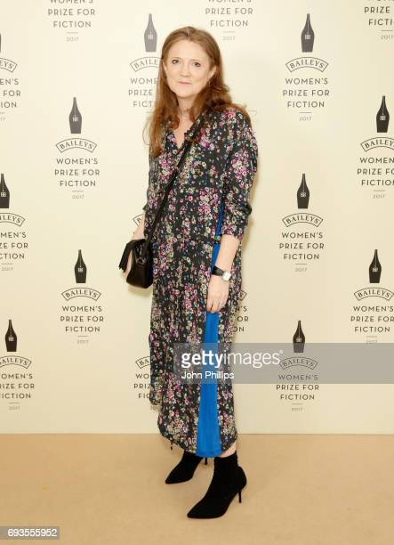 Judge Sam Baker attends the Baileys Women's Prize for Fiction 2017 at the Royal Festival Hall on June 7 2017 in London England