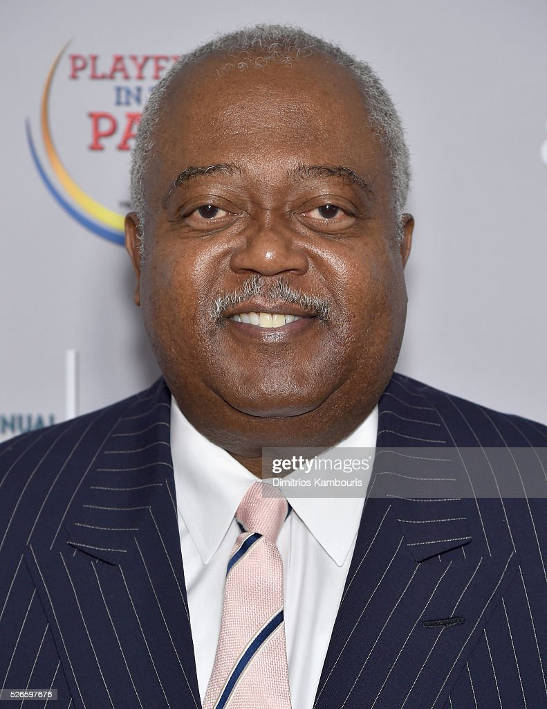 Judge William Newman attends the Garden Brunch prior to the 102nd White House Correspondents' Association Dinner at the Beall-Washington House on April 30, 2016 in Washington, DC.