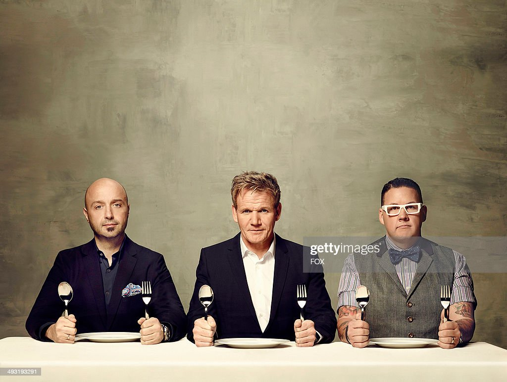 Judges Joe Bastianich Gordon Ramsay and Graham Elliot MASTERCHEF returns for an exciting fifth season on Monday May 19 2014 MASTERCHEF gives talented...