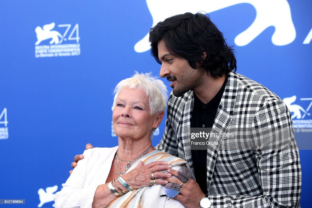 Victoria & Abdul And Jaeger-LeCoultre Glory To The Filmaker Award 2017 Photocall - 74th Venice Film Festival