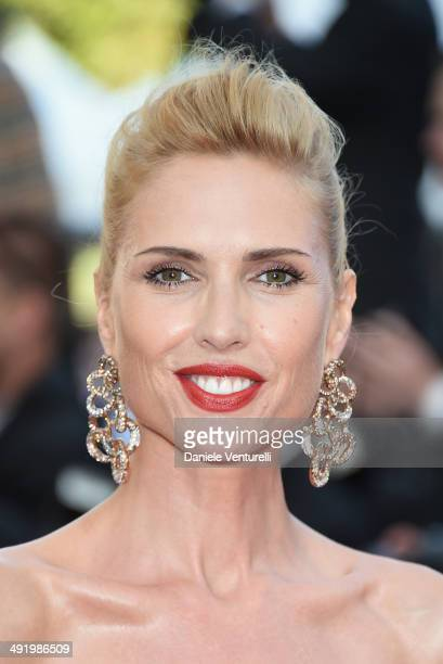 Judit Masco attends 'The Homesman' Premiere at the 67th Annual Cannes Film Festival on May 18 2014 in Cannes France