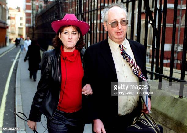 Judith and Alan Kilshaw leave the High Court in London The couple at the centre of the Internet babies for sale scandal today visited the High Court...